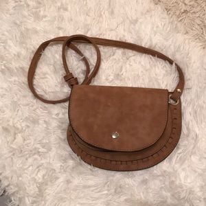Accessories - Faux leather fanny pack
